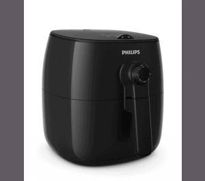 Philips หม้อทอดไม่ใช้น้ำมัน TurboStar Rapid Air Technology รุ่น HD9621-91