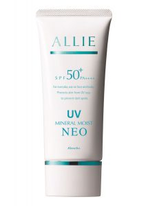 Kanebo Allie Extra UV Gel (mineral moist neo) SPF 50+ pa++++