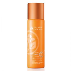 ORIENTAL PRINCESS โทนเนอร์ Natural Power C Miracle Brightening Complex Double Radiant Toner