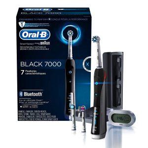 รีวิว แปรงสีฟันไฟฟ้า Oral B Pro 7000 SmartSeries